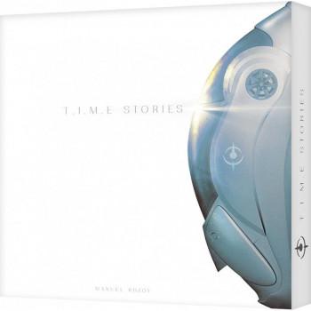 T.I.M.E Stories REBEL