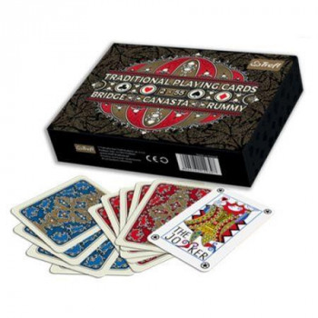 Karty - Traditional Playing Cards TREFL