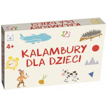 Kalambury dla dzieci