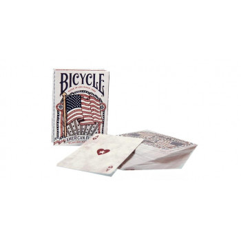 Karty American Flag BICYCLE