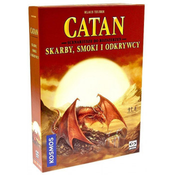 Catan: Skarby, smoki i odkrywcy GALAKTA