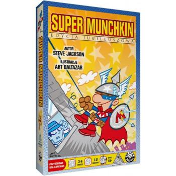 Super Munchkin BLACK MONK