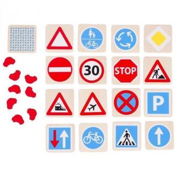 Memo znaki drogowe