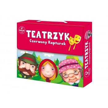 Teatrzyk - Czerwony Kapturek