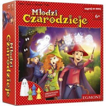Gra - Młodzi czarodzieje
