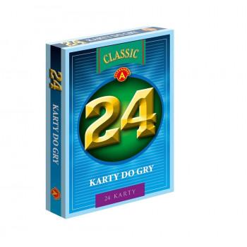 Karty do gry - 24 ALEX