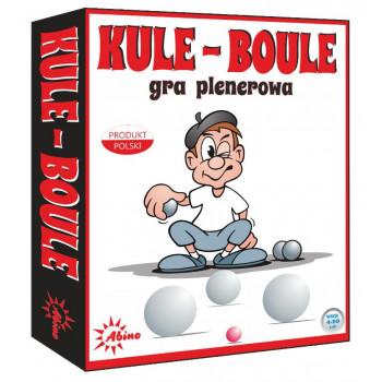 Kule-Boule gra plenerowa ABINO