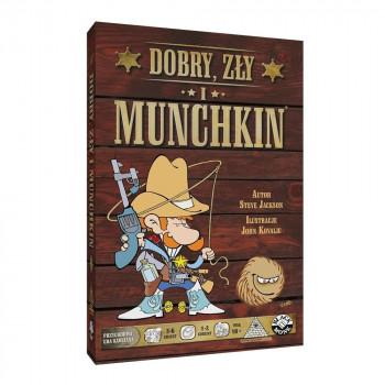 Munchkin Dobry, Zły i Munchkin BLACK MONK