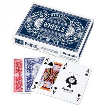 """Karty podwójne """"Wheels"""" PIATNIK"""