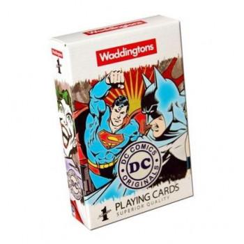 Waddingtons No. 1 DC Retro Playing Cards