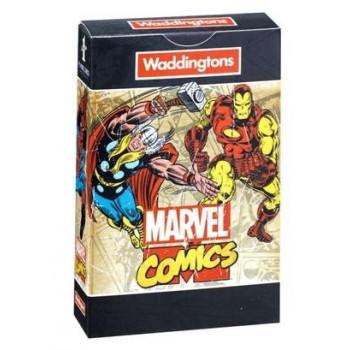 Waddingtons No. 1 Marvel Retro Playing Cards
