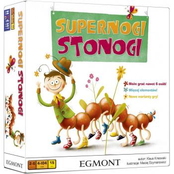 Gra - Supernogi Stonogi