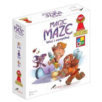 Magic Maze - Weź i czmychaj LACERTA
