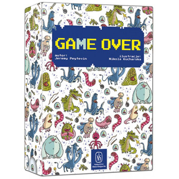 Gra - Game Over