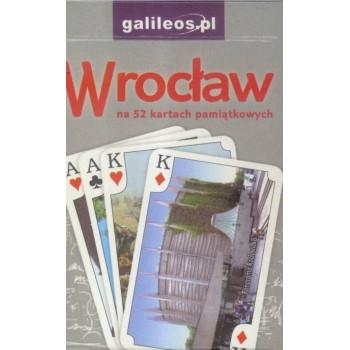 Karty pamiątkowe - Wrocław