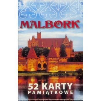 Karty pamiątkowe - Malbork
