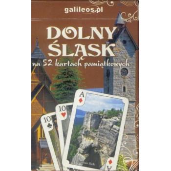 Karty pamiątkowe - Dolny Śląsk