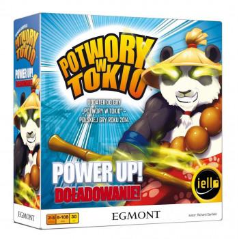 Gra - Power Up! Doład!/Potwory w Tokio w.2018