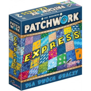 Patchwork Espress LACERTA