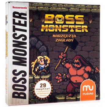 Boss Monster Narzędzia zagłady MUDUKO