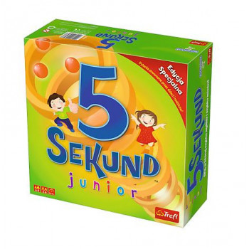 5 sekund junior Edycja Specjalna 2.0 TREFL