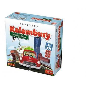 Kalambury. Podróż po Polsce TREFL