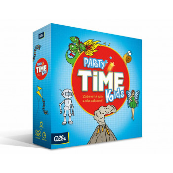 Party Time Kids ALBI