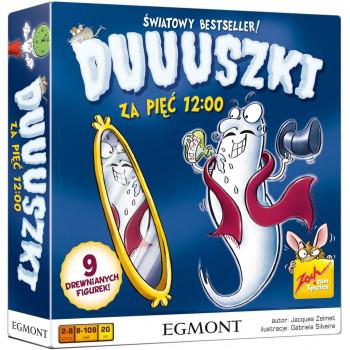 Gra - Duuuszki. Za pięć 12.00