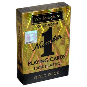 Waddingtons No. 1 Gold 55 listków