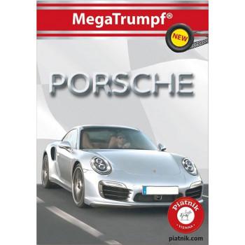Karty kwartet ''Porsche'' PIATNIK