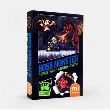 Boss Monster Powstanie Minibossów MUDUKO