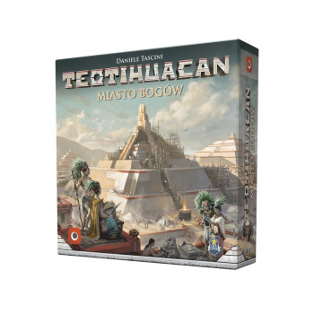 Teotihuacan: Miasto Bogów PORTAL