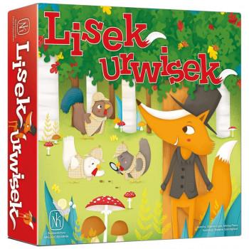 Lisek urwisek kooperacyjna gra dla dzieci od 5 lat