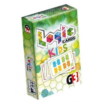 Logic Cards - Kids G3