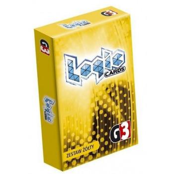 Logic Cards - zestaw żółty G3