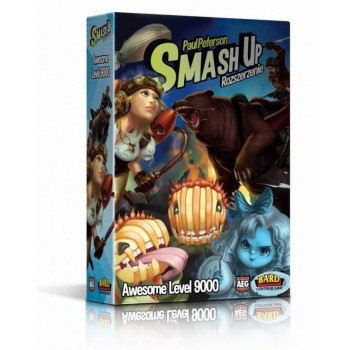 Smash up! Awesome Level 9000 PL