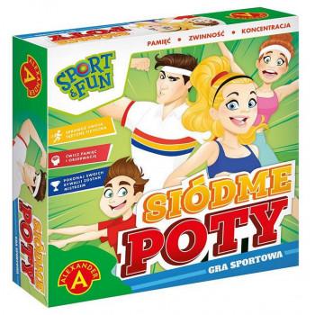 Sport & Fun Siódme poty ALEX