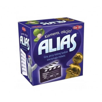 Snack Alias: Kamera, akcja!