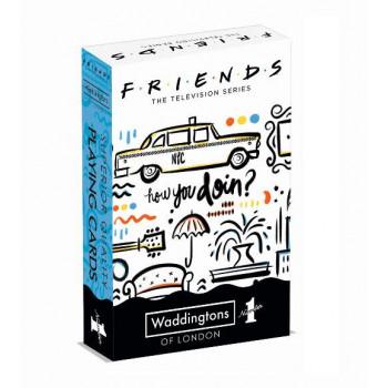 Waddingtons No. 1 Friends 55 listków