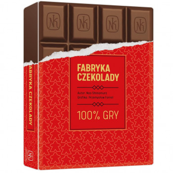 Gra - Fabryka czekolady