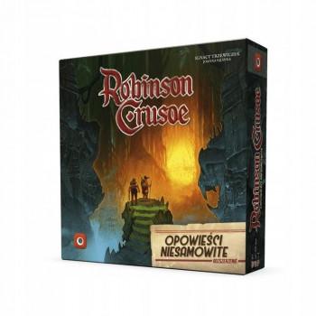 Robinson Crusoe: Niesamowite opowieści PORAL