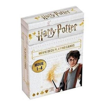 Harry Potter Movie 1-4 Cartamundi