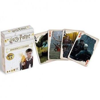 Harry Potter Movie 5-8 Cartamundi