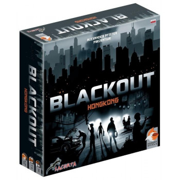 Blackout: Hongkong (edycja polska) LACERTA