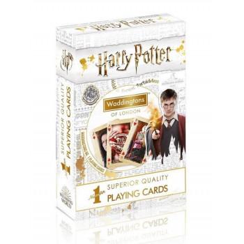 Waddingtons No. 1 Harry Potter White
