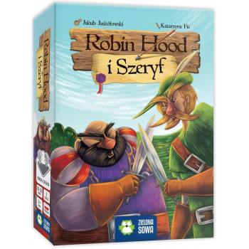 Gra - Robin Hood i Szeryf