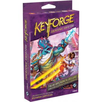 KeyForge: Zderzenie Światów - Talia deluxe REBEL