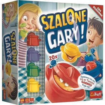 Szalone Gary TREFL