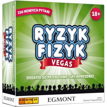 Dodatek do gry Ryzyk Fizyk.Vegas