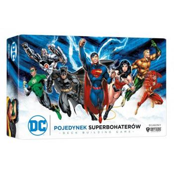 Gra - Pojedynek Superbohaterów DC